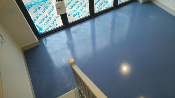 Colour Flooring - Sheet Rubber 2