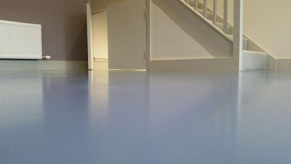 Colour Flooring - Sheet Rubber 4