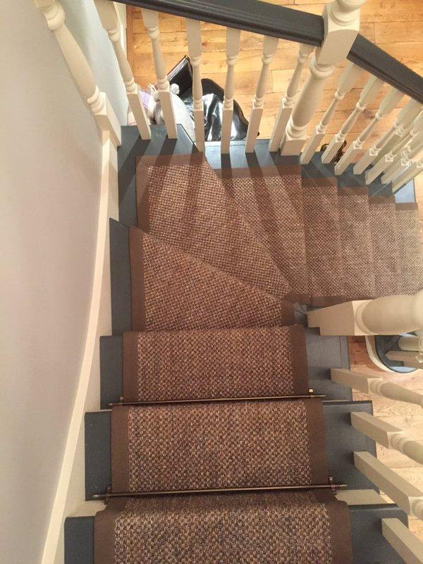 Fibre Sisal Mumbai With Stairrods 2