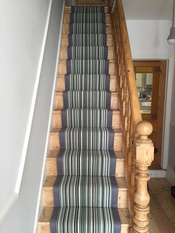 Hammer Wool designer Stripe