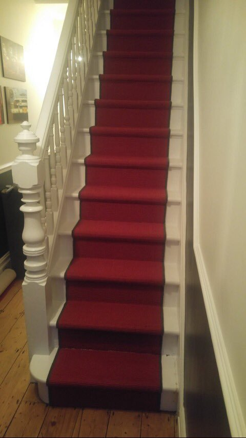 Kersaint Cobb Red Sisal