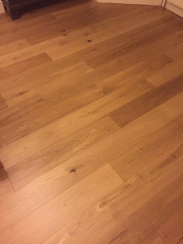 V4 Wood Flooring A110 15mm Matt Lacquered Oak 2